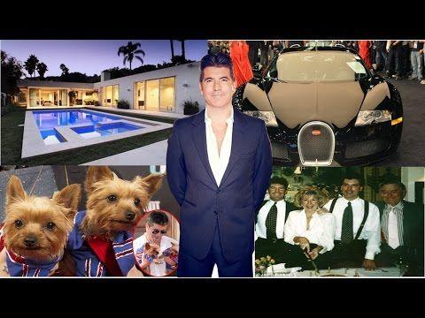 Simon Cowell ||Biography ,Net worth of Simon Cowell  * House * Car * Family *Pet* Income - YouTube