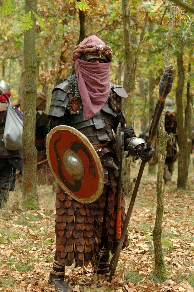 LARP costumeWarrior of Harad » LARP costume