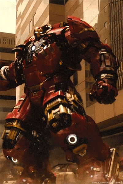 Hulkbuster this was the best ever