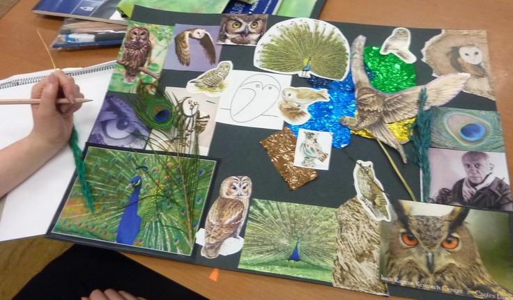 SCC Art: Junior Certificate Art Projects