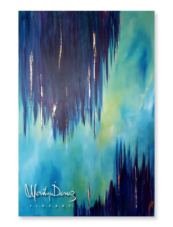 PRINT - Large Abstract Art, Fine Art Giclee Print, Blue Modern Art, Contemporary Artwork, Living Room Art, Home Decor, MerilynDcruzFineArt by MerilynDcruz on Etsy