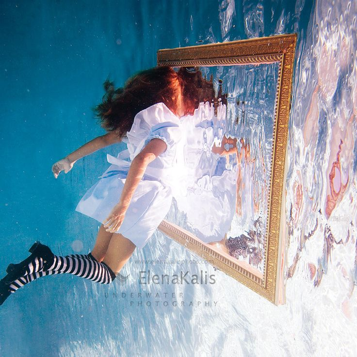 beautiful underwater photography, by Elena Kalis