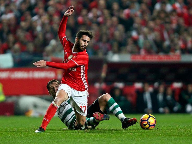 Rafa Silva, SL Benfica
