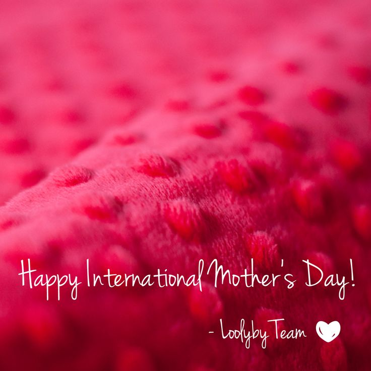 HAPPY #MOTHER'S DAY!!!