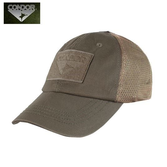 Condor TMC Tactical Mesh cap coyote brown - Tattici - Cappelli - Abbigliamento