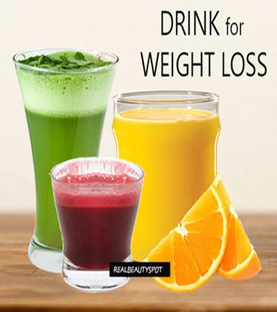 10 best drinks for weight loss