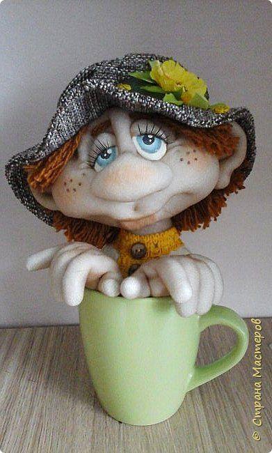 Куклы Шитьё Домовятки Капрон Ткань фото 1
