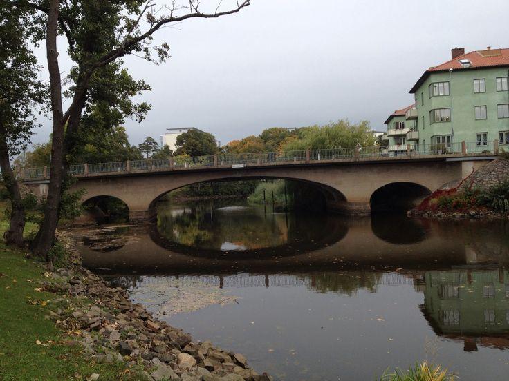 """Ponte Vecchio"" in Ängelholm, Skåne"