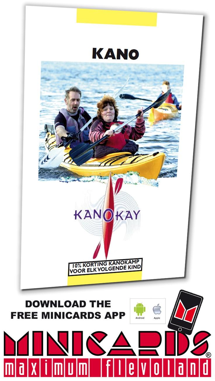 Kanokay   op de minicard