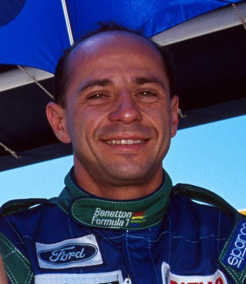 Image result for roberto moreno suzuka 1990