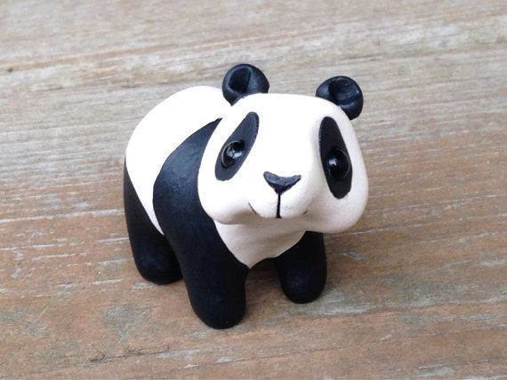 My Animalitos are hand-sculpted from polymer clay using self-taught techniques…