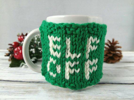 Mug Warmer  Coffee Cozy  Funny Gift for Coworker  by 3LittlePurls