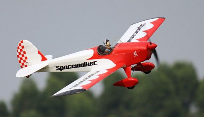 Freewing Spacewalker 44'' EPO Electric RC Plane Kit Version - General Hobby
