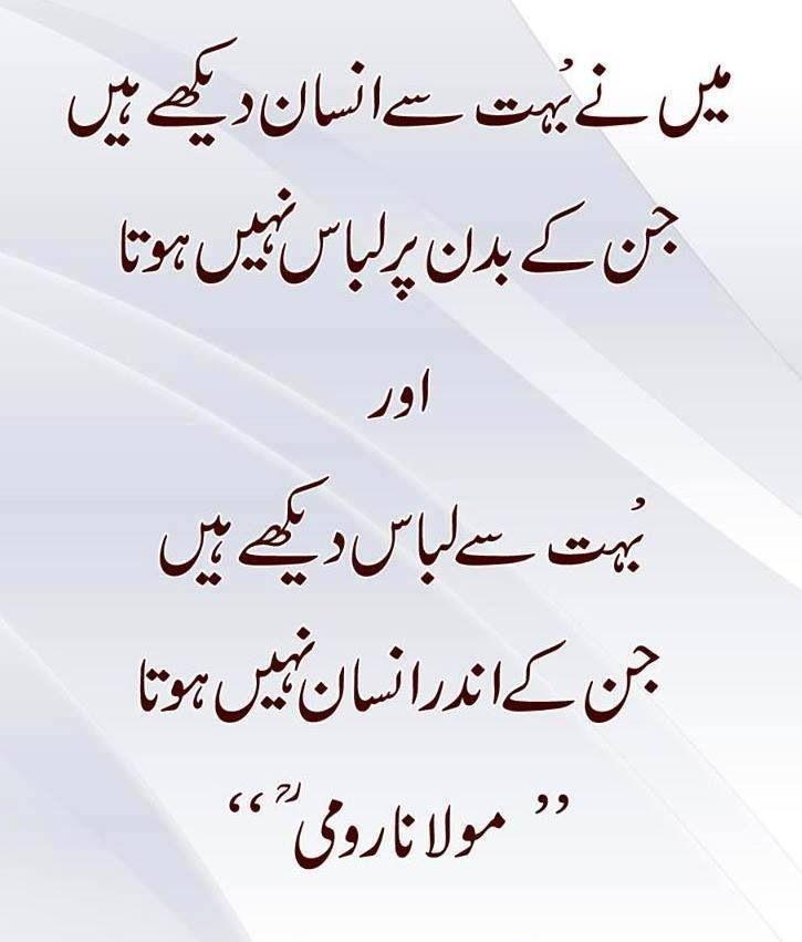 Rumi Quotes In Urdu Daily Inspiration Quotes