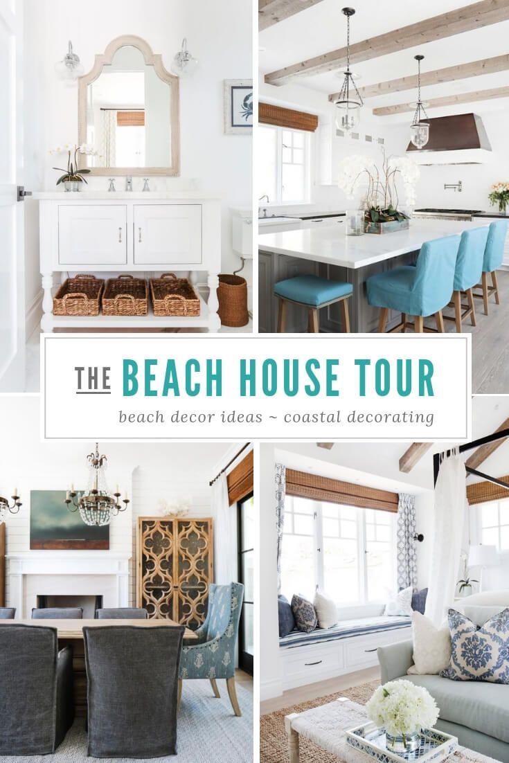Newport Beach California Coastal Home Tour Sugars Beach Beach