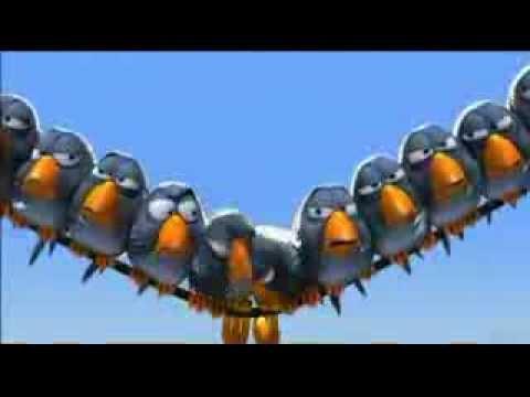 For the Birds Pixar Short Movie