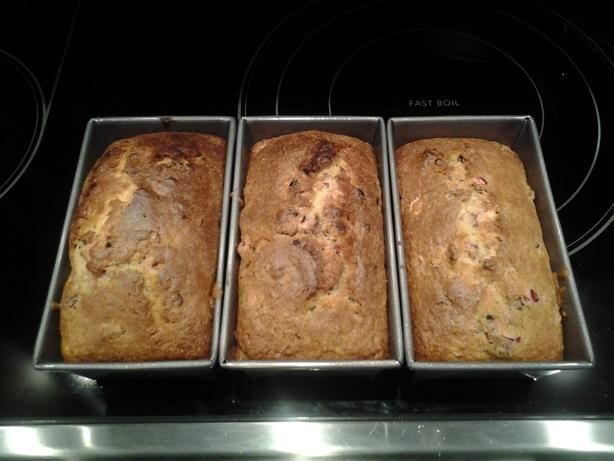 Make and share this Ocean Spray's Cranberry Nut Bread recipe from Food.com.