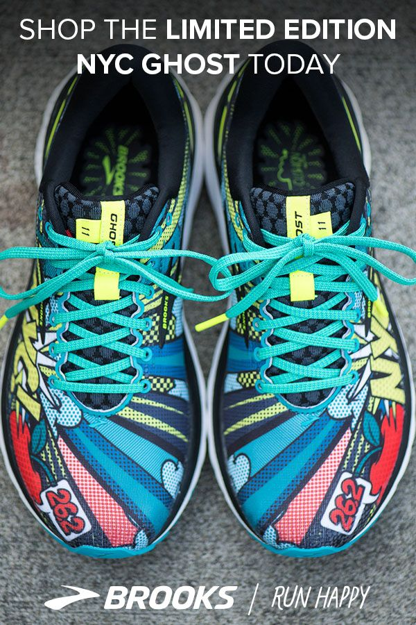 0d34f6791b89 The Limited Edition NYC Shoe from Brooks Running
