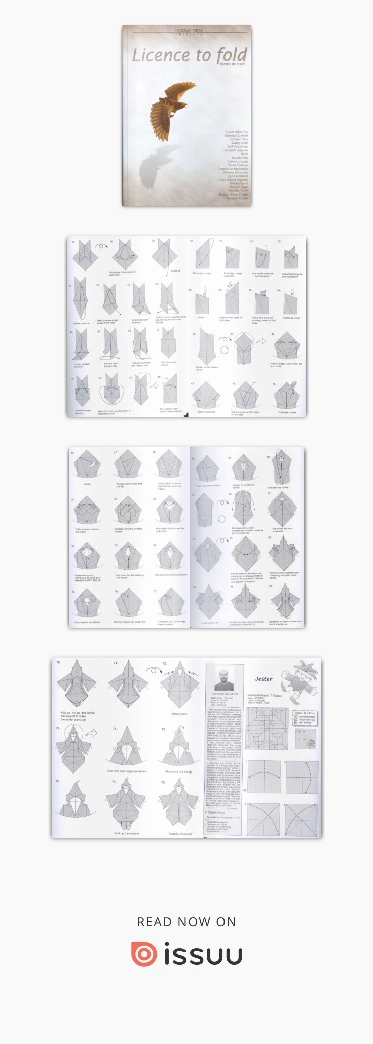 1720 best origami books images on pinterest