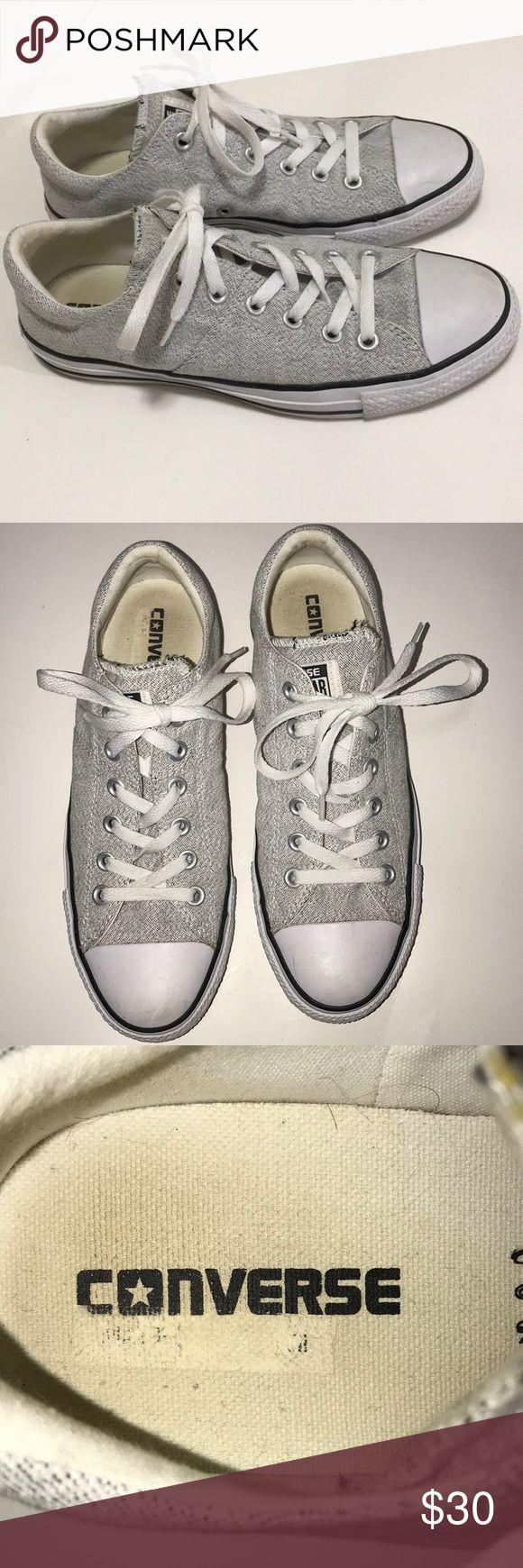 Converse sneakers women's 9 Converse tennis shoes women's 9 EUC Smoke free and pet free home and packaged with care! Converse Shoes Sneakers