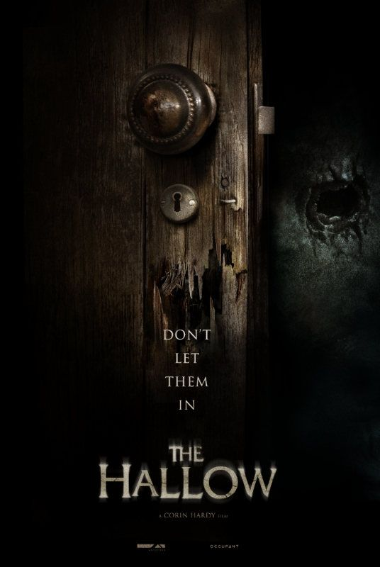 The Hallow (II) aka The Woods (2015) Directed by Corin Hardy. A family who move into a remote mill-house in Ireland find themselves in a fight for survival with demonic creatures living in the woods.