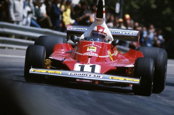 Clay Regazzoni (Spain 1975) by F1-history on DeviantArt