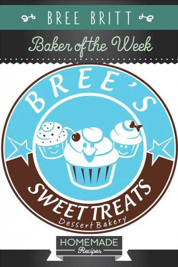 Meet Britt, Baker and Entrepreneur of Bree's Sweet Treats Bakery by Homemade Recipes at http://homemaderecipes.com/course/desserts/meet-bree-britt-16-year-old-baker-and-entrepreneur/