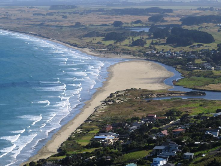 Ahipara from the lookout