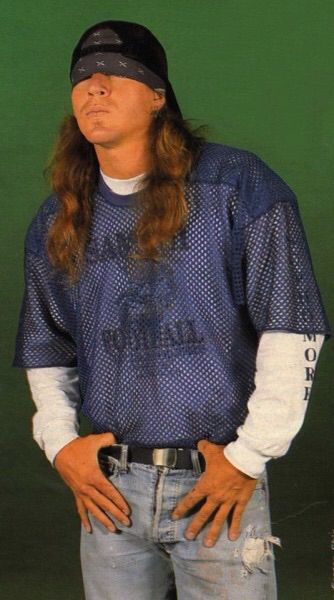 Mike Muir from Suicidal Tendencies