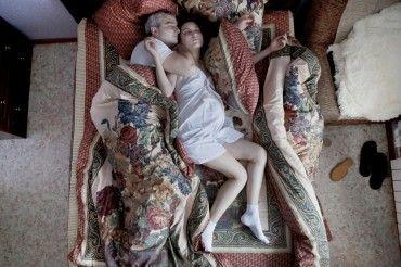 """Η """"Αναμονή"""" της Jana Romanova"""