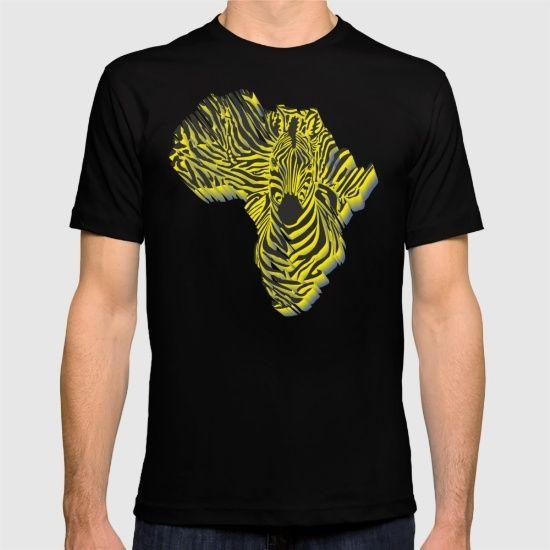 Zebra Africa T-shirt