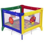 Amazon.com : Graco Pack 'N Play Playard Totbloc with Carry Bag, Bugs