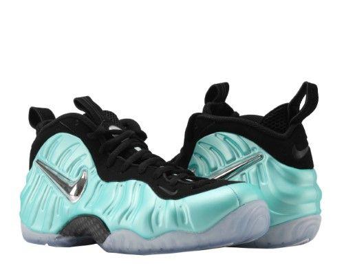 sports shoes 11b52 f5a6f Nike Men's Air Foamposite PRO Basketball Shoe (8.5), Island ...