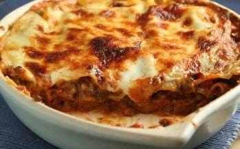 Lasagne bolognese; Huisgemaakt zonder risico met smaakgarantie!