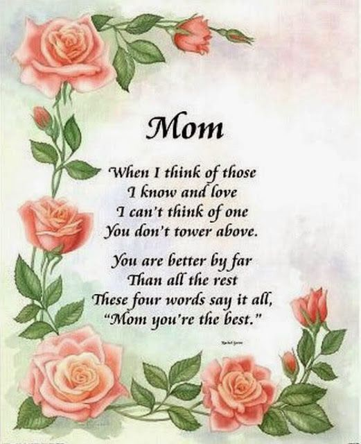 http://www.happymothersdayquote2016.com/2016/03/best-top-10-happy-mothers-day-poems-to-dedicate-to-your-Mother.html Best mothers day poems from daughter to mother