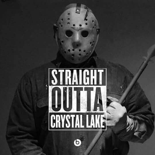 straight outta horror - Google Search