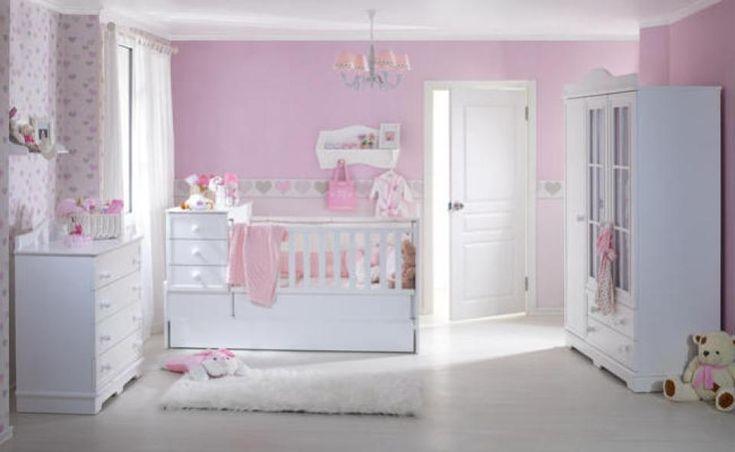 Classy Girl Kız Bebek Odası