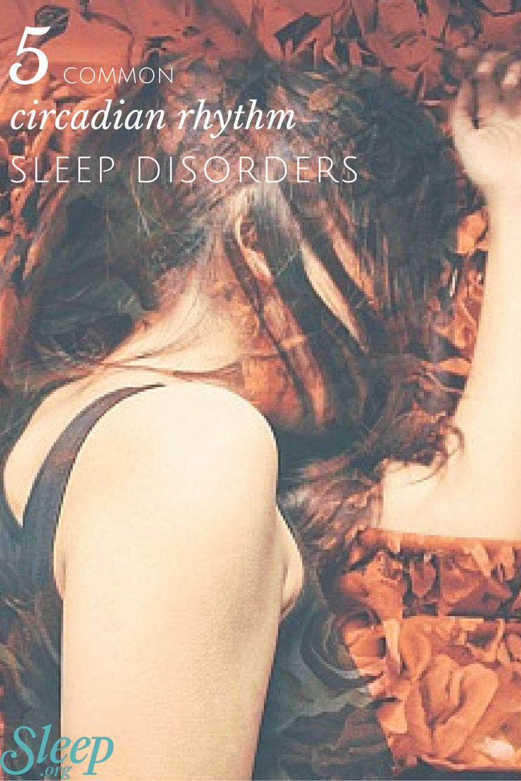 Are one of these 5 sleep disorders keeping you up at night? | Sleep.org