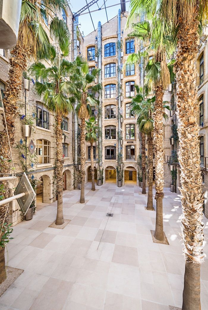Place des Palmiers                                                       …