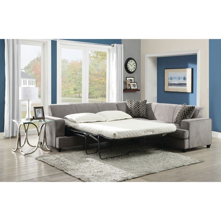 Cool Sectional Couch with Pull Out Bed for Comfortable Living Room Sofas Ideas Sectional Couch  sc 1 st  Pinterest : sectional sofa pull out bed - Sectionals, Sofas & Couches
