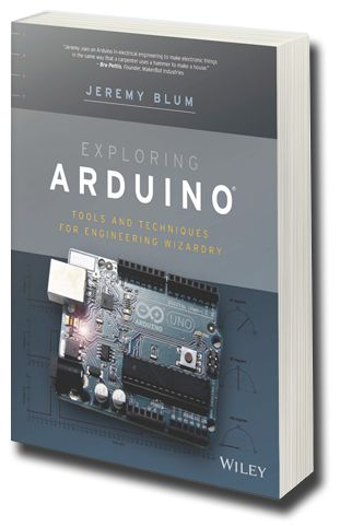 Exploring Arduino Book
