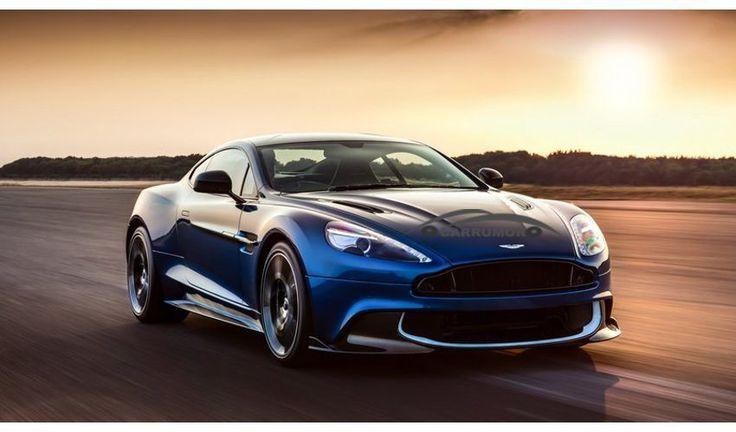 2018 Aston Martin Vanquish S Price, Design, Release Date and Specs - Car Rumor