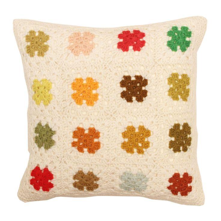 Novelty Crochet Cushion - Cushions