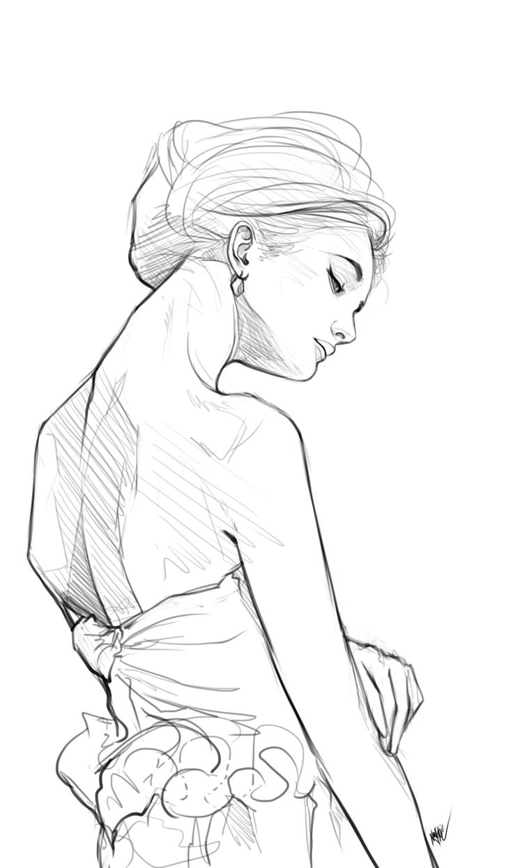 Drawing Lines With Illustrator : Best d art women images on pinterest charcoal