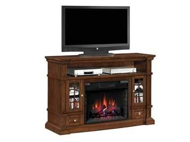 26 best tv stand with fireplaces images on pinterest tv. Black Bedroom Furniture Sets. Home Design Ideas