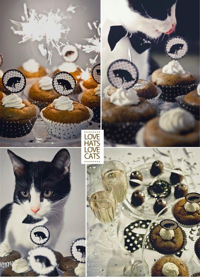 My Glamorous Black & White Party