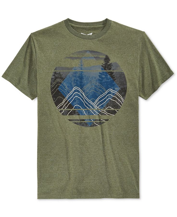 Univibe Men's In The Wild Graphic-Print T-Shirt - T-Shirts - Men - Macy's