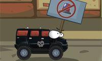 Corsa di paintball - Gioca Giochi Online Gratuiti su Gioco.it