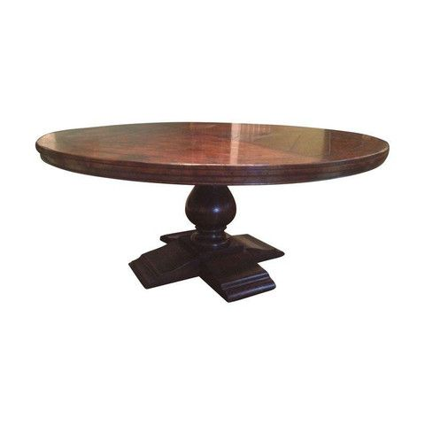die besten 25+ round oak dining table ideen auf pinterest | runder, Esstisch ideennn