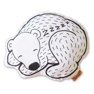 Homely Creatures Bear Cushion